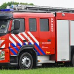 Stalbrand snel onder controle